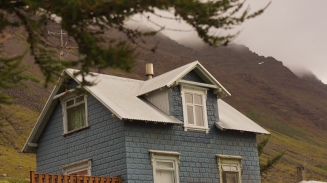 A house in Akureyri