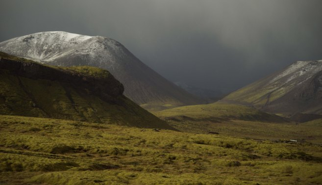 Just another random mountain in Iceland